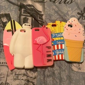 PINK Other - iPhone 6 & 1phone 6s cases